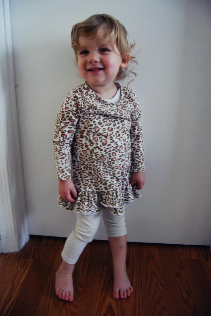 Cheetah Baby.